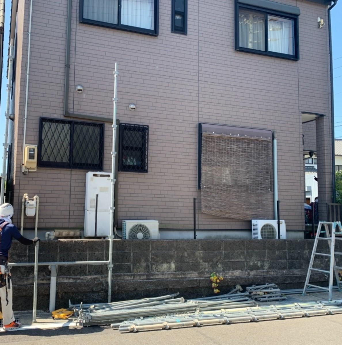 豊田市 H様邸 外壁塗装工事
