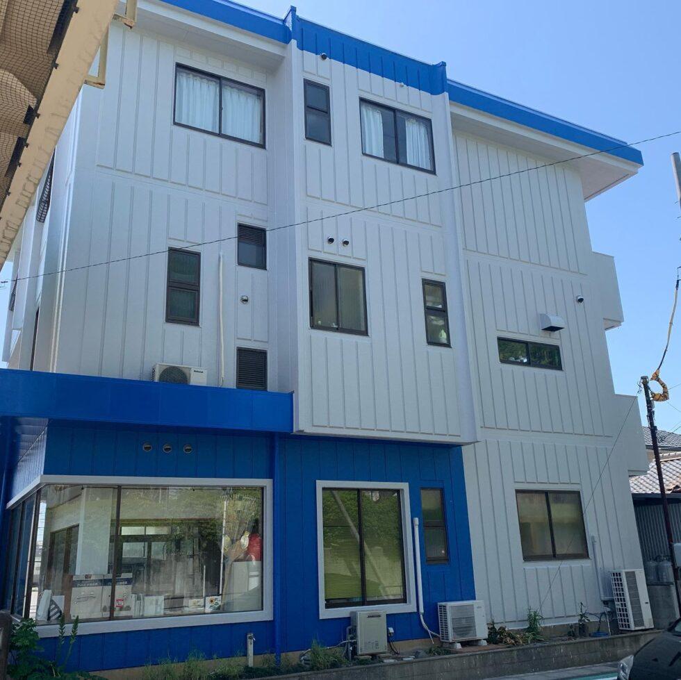 豊明市 N工業様事務所 外壁塗装